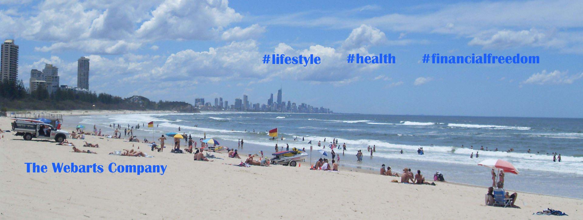 The Webarts Company Pty Ltd - #lifestyle #health #financialfreedom